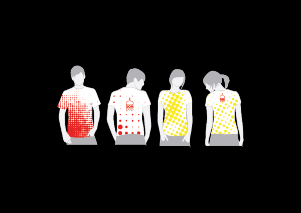 Dom-pop T-shirts