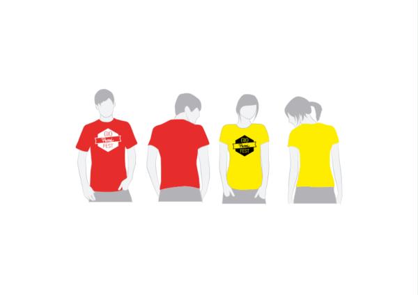 Gio Fest T-shirts