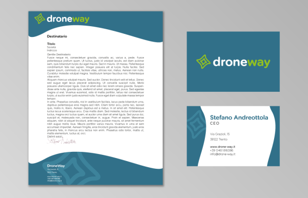DroneWay corporate image