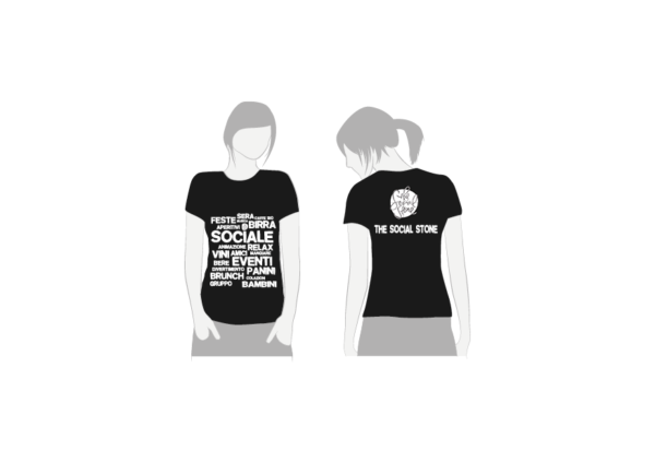 The Social Stone T-shirts