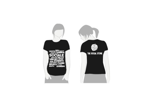 The Social Stone T-shirts